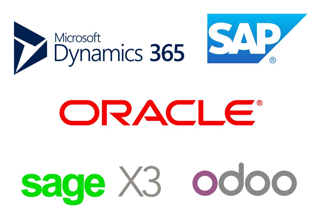 ERP Logos